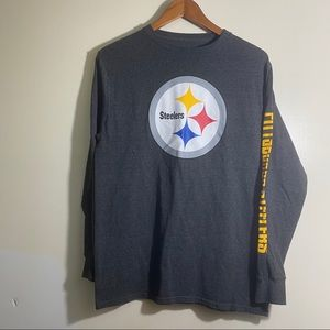 🌼5 for $25🌼 Steelers Long Sleeve